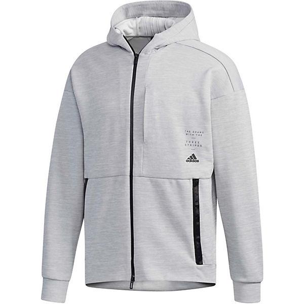 Grau Performance Trainingsjacke Trainingsjacken Adidas Id erdCBox