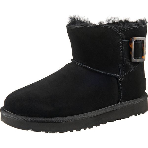 Mini Bailey Fashion Buckle Winterstiefeletten