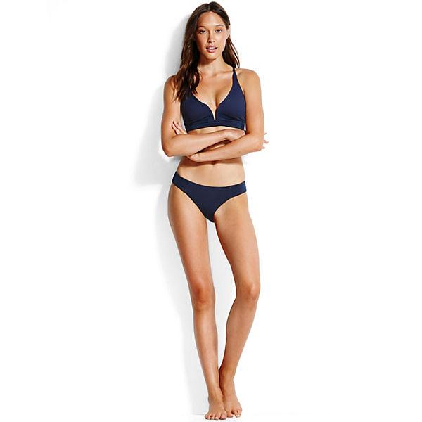 Oberteil Blau Bikini Seafolly Bikini oberteile Y76Ifgbyvm