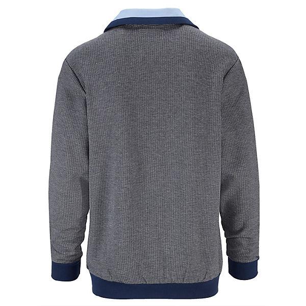 Blau weiß Sweatshirt weiß Babista Babista Sweatshirt Blau Babista Sweatshirt dxoeCrB
