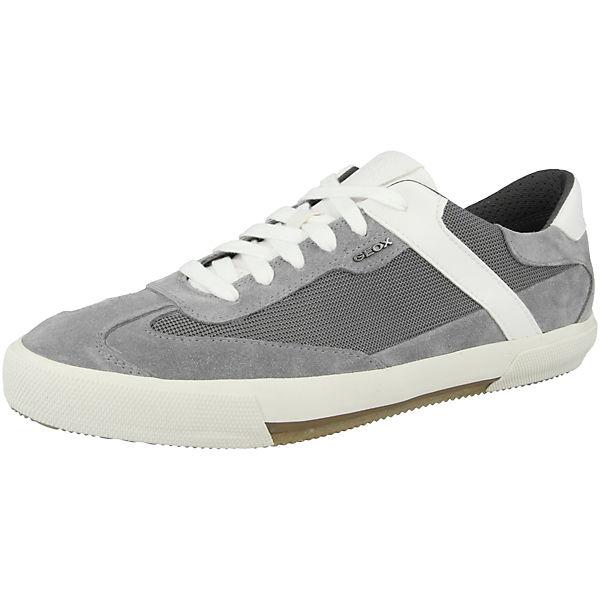 Kaven U Grau Geox Schuhe B Sneakers Low shrdCtQ
