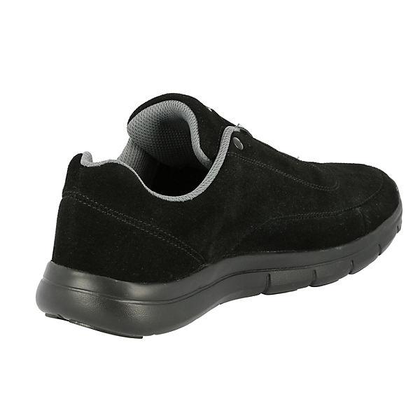 Sneakers Bequemschuh Schwarz Brütting Stamford Low Nmn0wv8