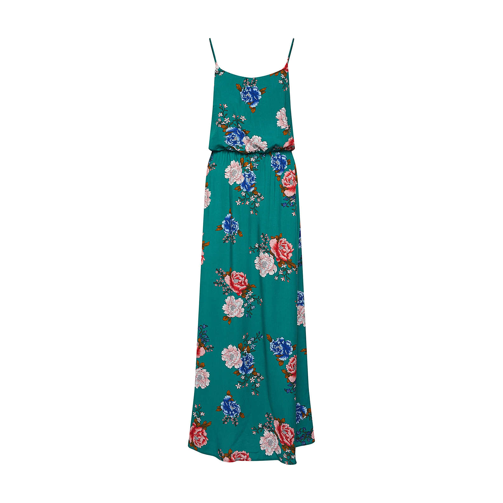 ONLY Sommerkleid NOVA Sommerkleider rot Damen Gr. 36