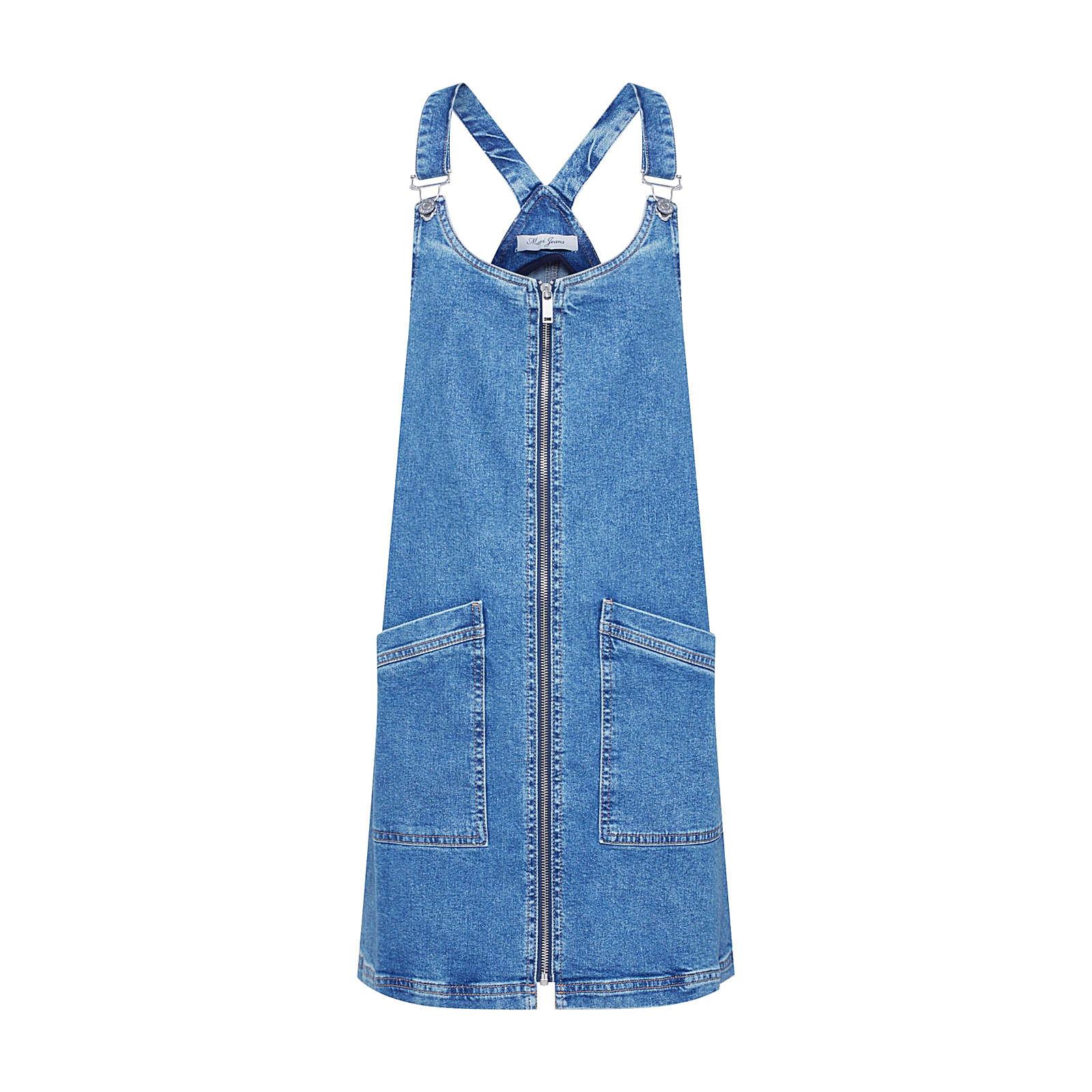 Mavi Kleid JOYCE Jeanskleider blue denim Damen Gr. 36