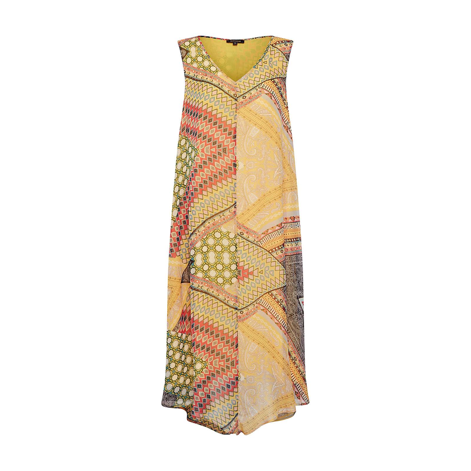 MORE & MORE Sommerkleid Sommerkleider mehrfarbig Damen Gr. 42