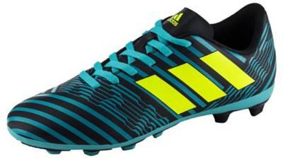 adidas Nemeziz 18.4 Fußballschuhe Jungen neongelb blau im Online Shop von SportScheck kaufen