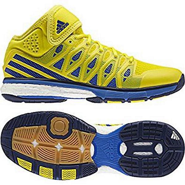 Mid Energy Trailrunningschuhe Sportschuh Neo Gelb Adidas Volley Boost KcT3JlF1