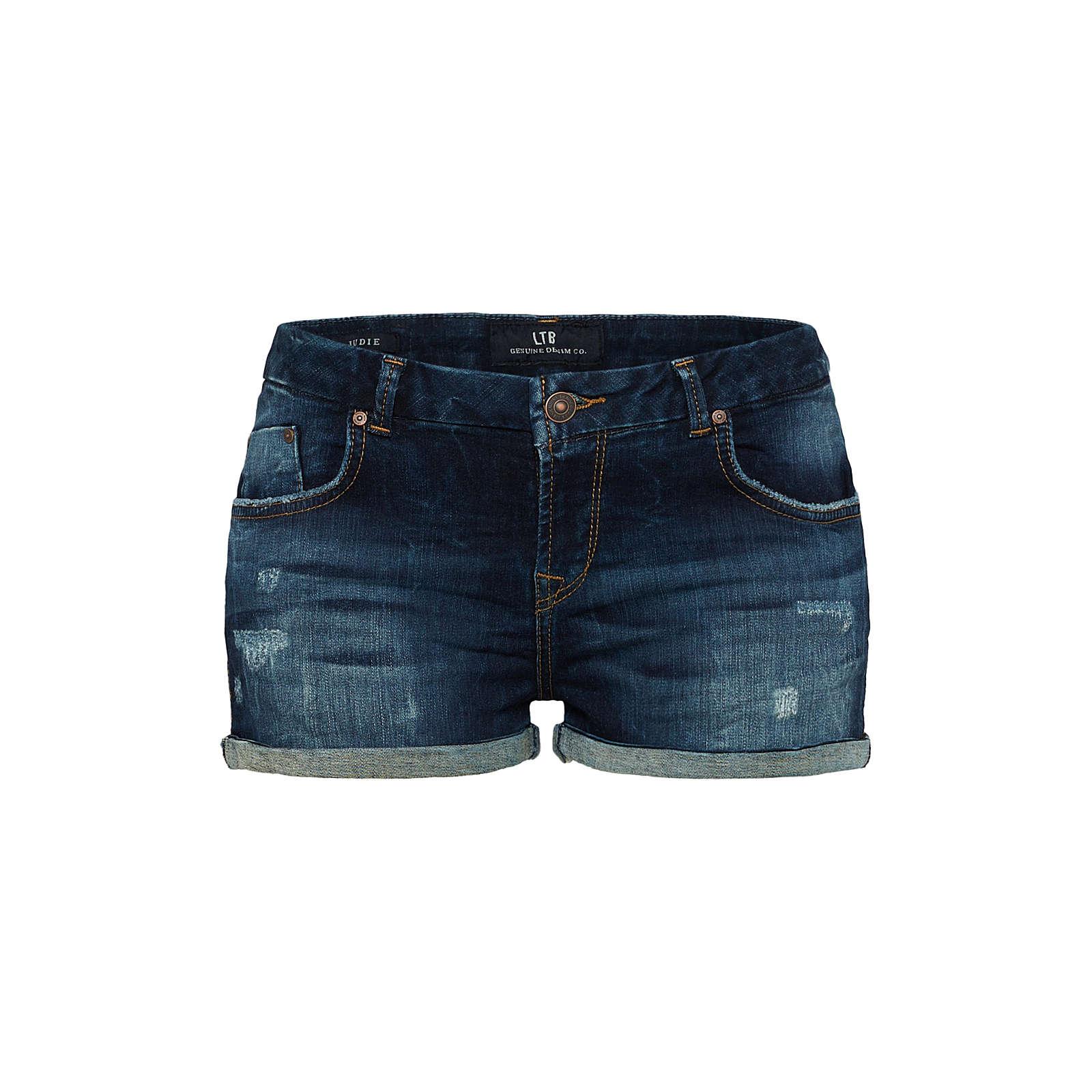 LTB Jeans Jeansshorts blau Damen Gr. 42