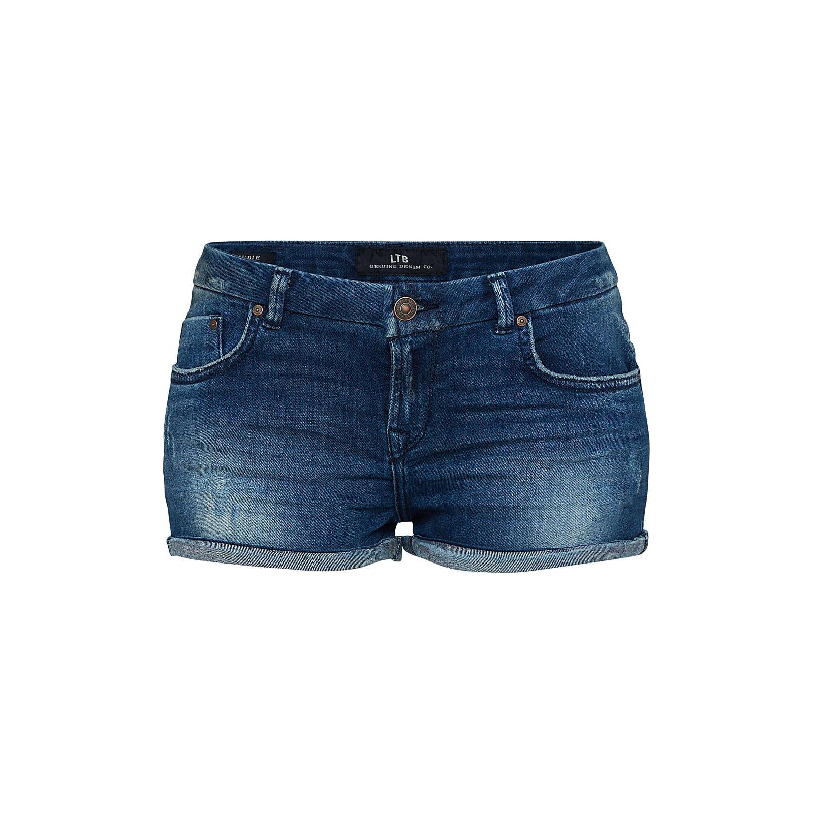 LTB Jeans Jeansshorts blau Damen Gr. 40