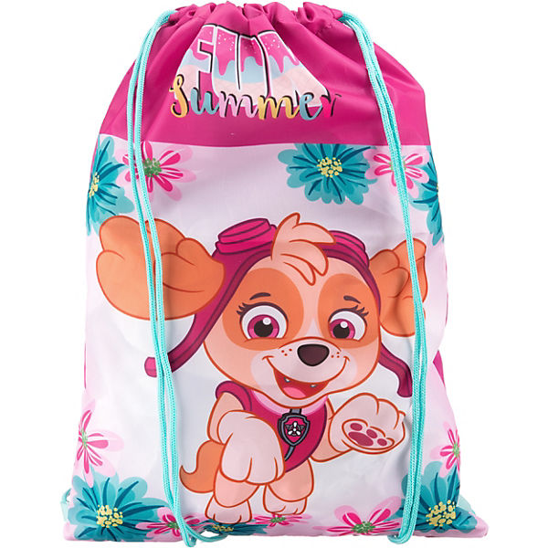 Sportbeutel PAW Patrol Girl Fun Summer
