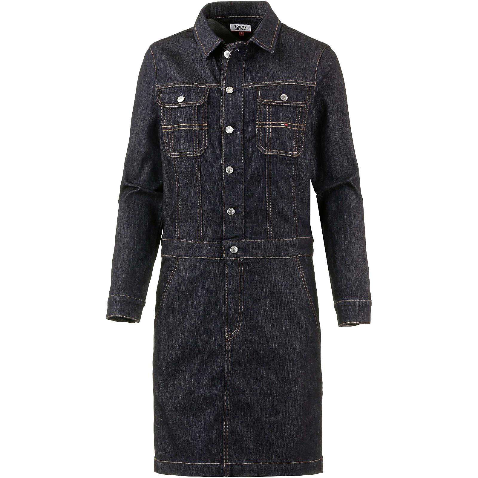 Tommy Jeans Jeanskleid Jeanskleider blau Damen Gr. 40
