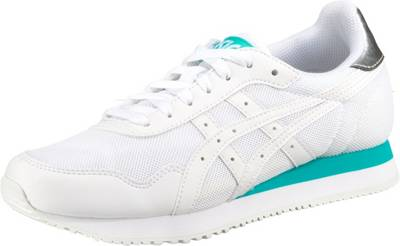 ASICS SportStyle, TIGER RUNNER Sneakers Low, weiß | mirapodo