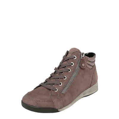san francisco c5962 53db5 ara, TOKIO Sneakers High, braun