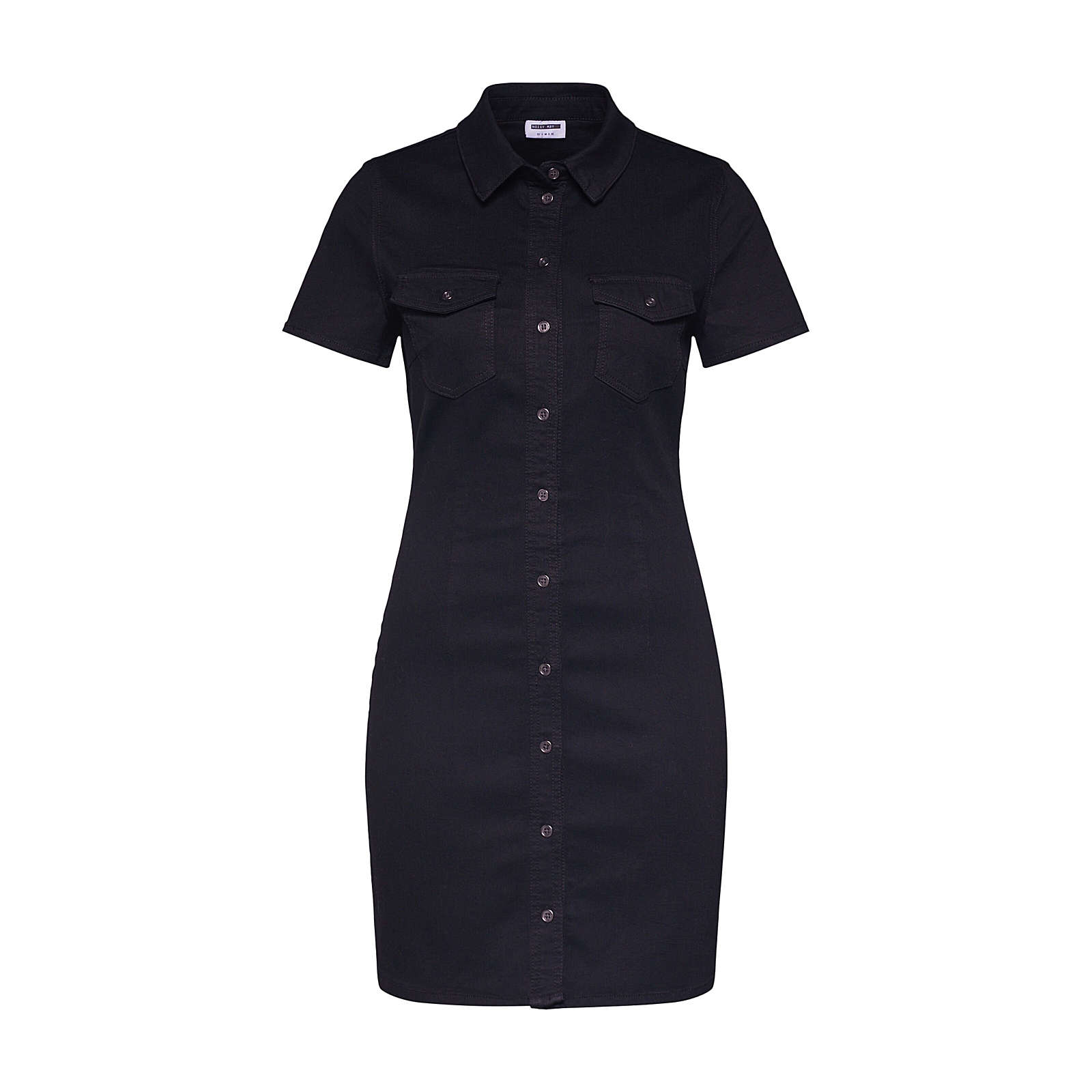 Noisy may Kleid JOY Jeanskleider black denim Damen Gr. 40