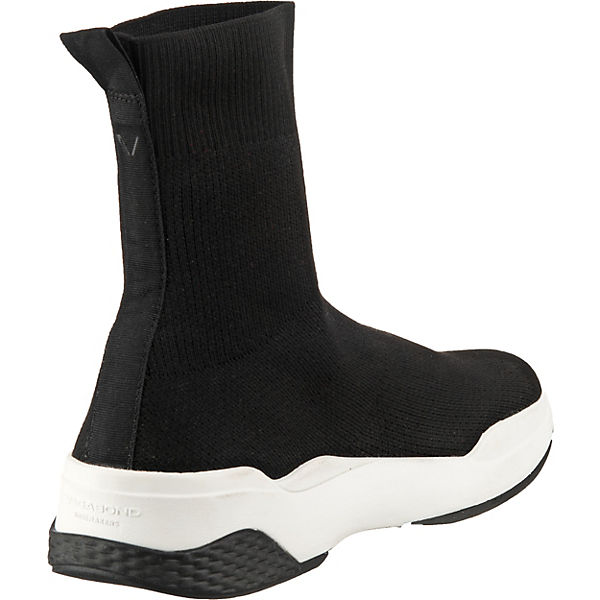 VAGABOND  Lexy Slip-On-Sneaker  schwarz SFM3h