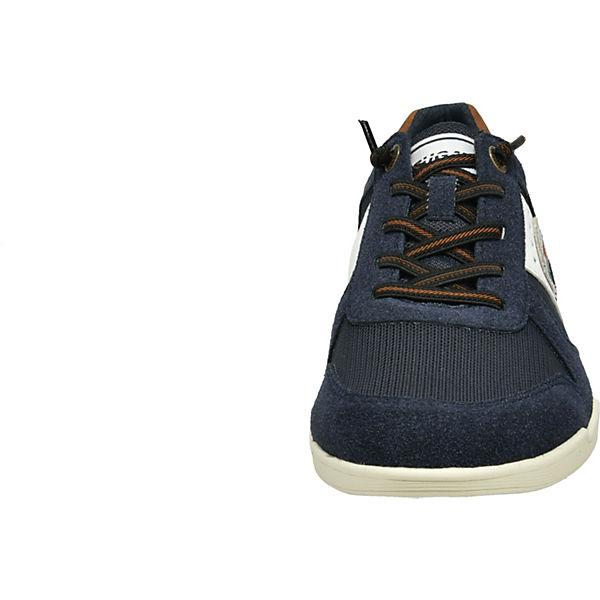 bugatti  Lunar Exko Sneakers Low  dunkelblau