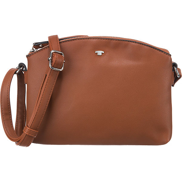 Roma Cross Bag, Cross Bag S Cognac Umhängetasche