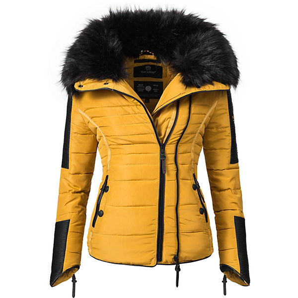 Steppjacke Yuki2 Winterjacken