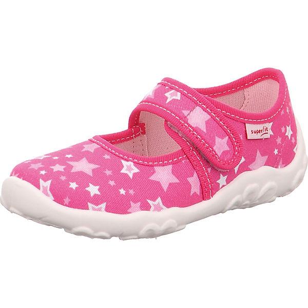Gutes Angebot superfit Hausschuhe BONNY für Mädchen WMS-Weite M4 pink