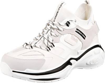 BUFFALO, B.NCE S2 Chunky Sneakers, weiß