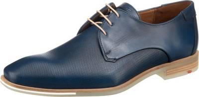 DIGEL, Business Schuhe, blau