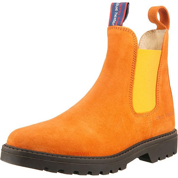 Erstaunlicher Preis Blue Heeler Fraser Chelsea Boots orange/gelb
