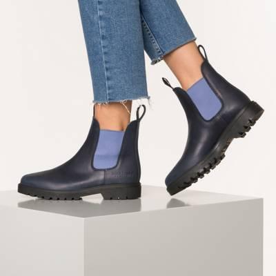 Blue Heeler Hobart Chelsea Boots, Obermaterial: Rindsleder online kaufen | OTTO