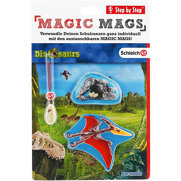 MAGIC MAGS Schleich®Dinosaurs Pteranodon, 3-tlg. (Kollektion 2020)