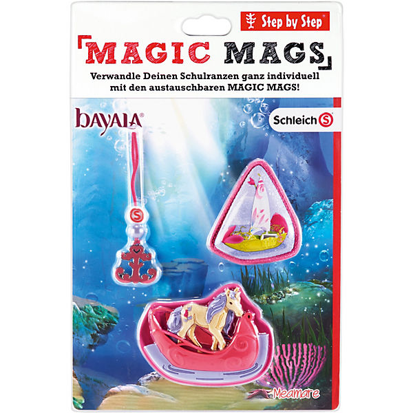 Schleich 183811 MAGIC MAGS Schleich bayala® Movie Meamare, 3-tlg.
