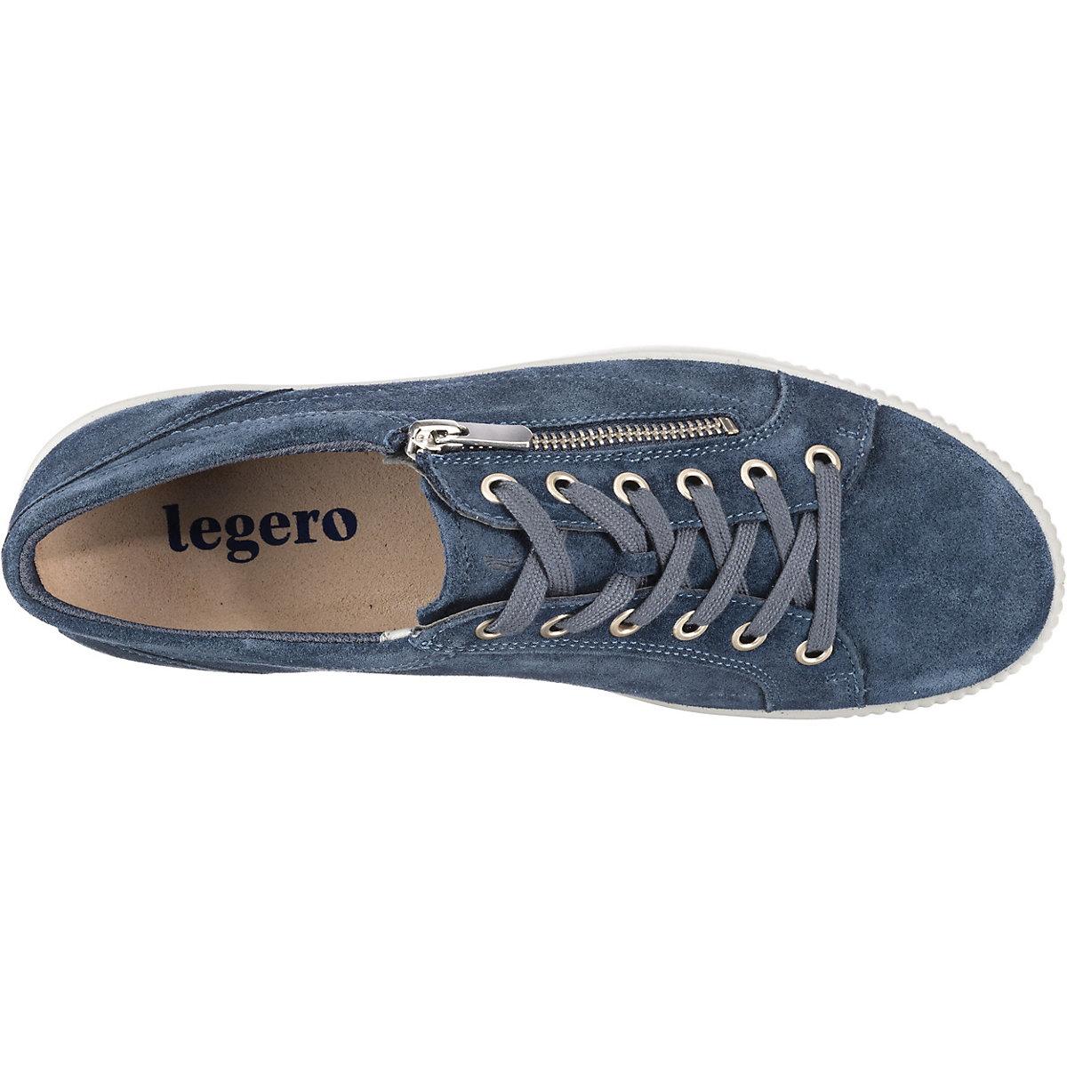 legero Tanaro 4.0 Sportliche Halbschuhe blau