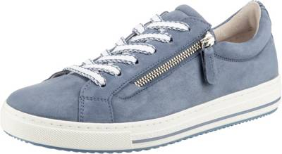 Gabor, Sneakers Low, blau