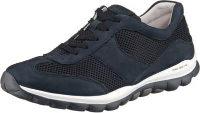 Gabor, Rolling Soft Sneakers Low, dunkelblau