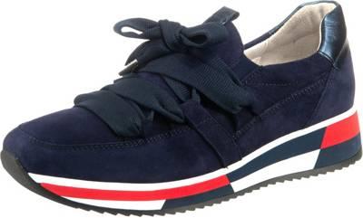 Gabor, Sneakers Low, dunkelblau