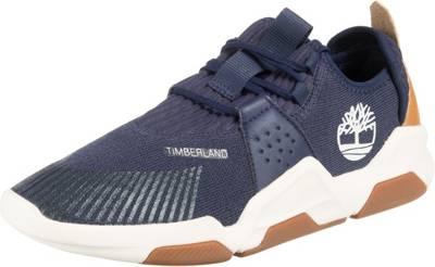 Timberland, Gateway Pier Sneakers Low, blau | mirapodo