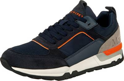 Marc O'Polo, Peter 1 Sneakers Low, dunkelblau