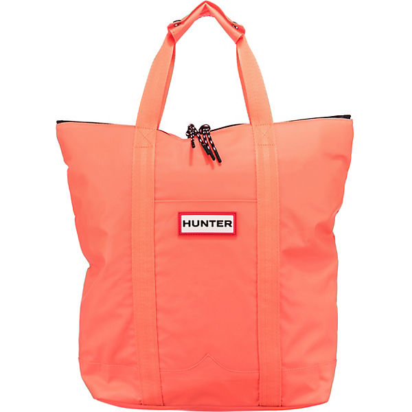 Original Lightweight Rubberised Two Way Tote Shopper