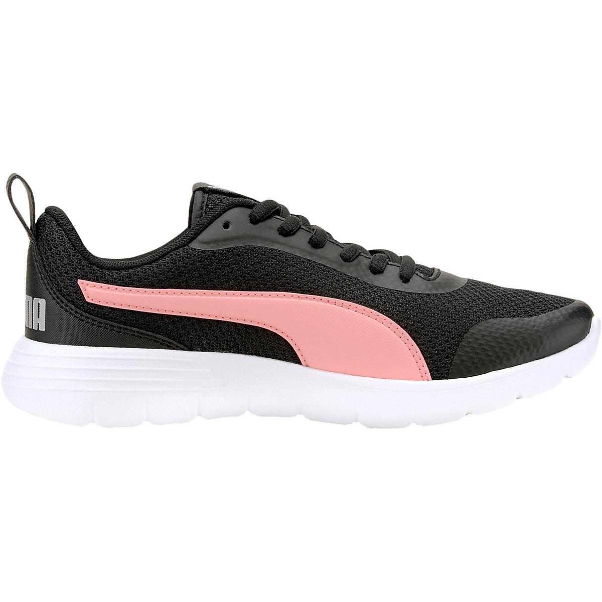 Puma, Sneakers Flex Renew Jr Für Mädchen, Schwarz/pink