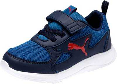 PUMA, Mega NRGY Turbo 2 Sneakers Low, blau | mirapodo