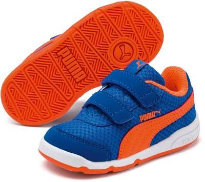 PUMA Rogue Metallic Wns Damen Low Boot Sneaker Sportschuhe Weiss Rosa Gold Schuhe, Größe:40
