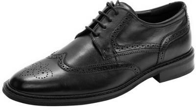 SALAMANDER, Business Schuhe, schwarz