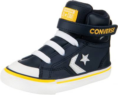 CONVERSE, Sneakers High CTAS HI TOTALLY BLUEBLACKWHITE für Jungen, hellblau