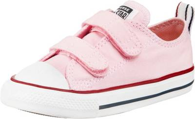 CONVERSE, Baby Sneakers Low CHUCK TAYLOR ALL STAR 2V für Mädchen, rosa