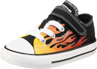 CONVERSE, Baby Sneakers Low CHUCK TAYLOR ALL STAR 1V für Jungen,