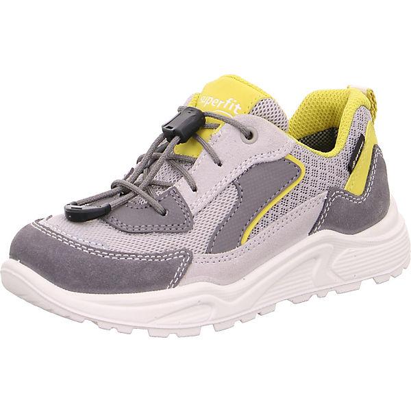 Gutes Angebot superfit Sneakers Low BLIZZARD für Jungen Weite M4 hellgrau