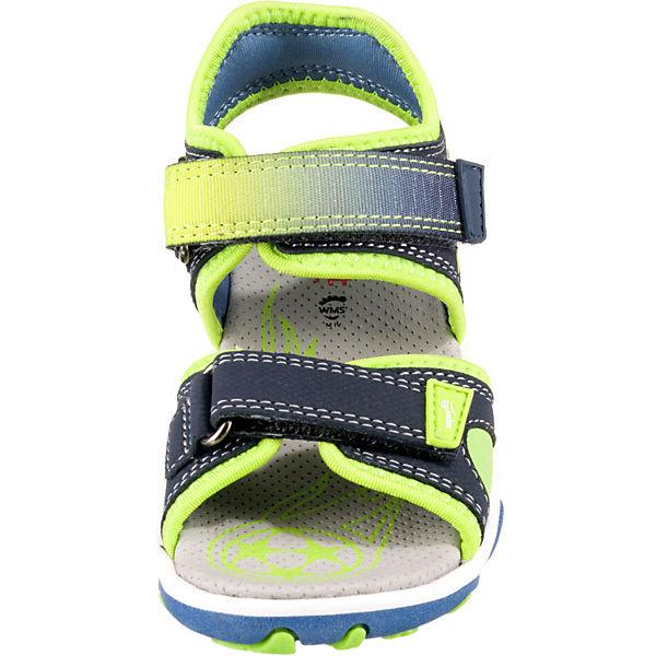 Gutes Angebot superfit  Sandalen MIKE 3 für Jungen  WMS-Weite M4  schwarz/gelb