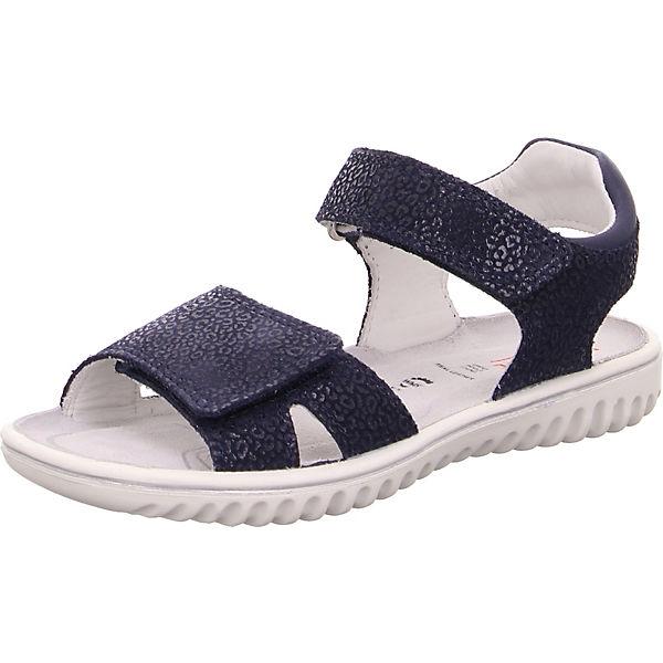 Gutes Angebot superfit Sandalen SPARKLE für Mädchen WMS-Weite M4 dunkelblau