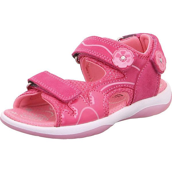 Gutes Angebot superfit Sandalen SUNNY für Mädchen WMS-Weite M4 pink