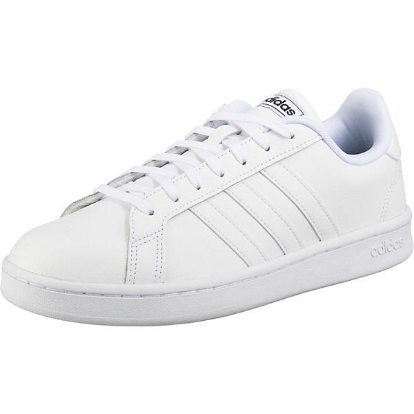 Beste Wahl adidas Sport Inspired Grand Court Sneakers Low weiß