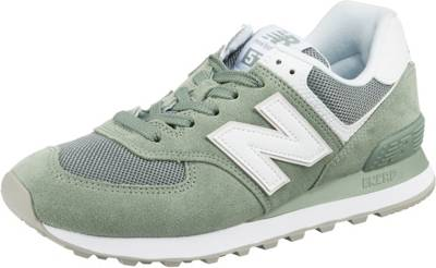 new balance, Wl574oad Sneakers Low, olive