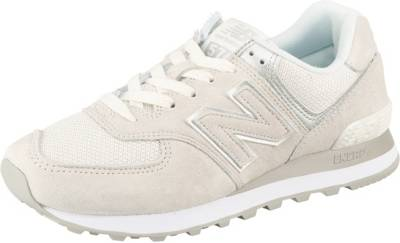new balance, Wl574ex Sneakers Low, creme
